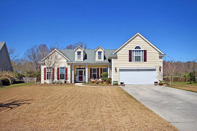 Single Family Home Contingent: 150 Spring Meadows Drive