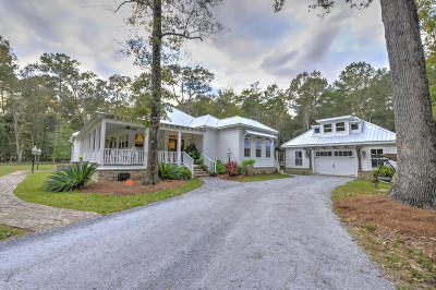 Summerville Single Family Home For Sale: 128 Wragg Lane