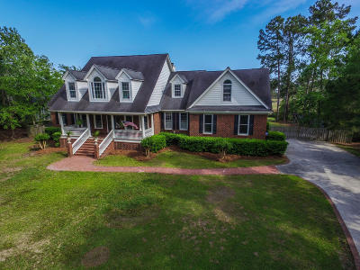 Mount Pleasant Single Family Home For Sale: 2073 Shell Ring Circle