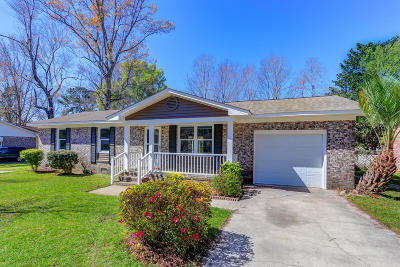 Goose Creek Single Family Home Contingent: 245 Mary Scott Drive