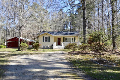 Summerville Single Family Home For Sale: 162 Sedgewick Road