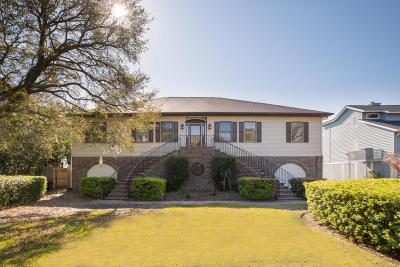 Mount Pleasant Single Family Home Contingent: 1512 Pine Island