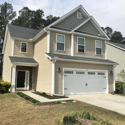 Ladson Single Family Home Contingent: 1061 Friartuck Trail