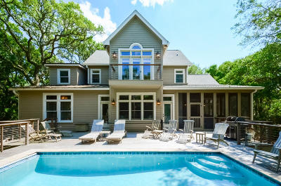 Kiawah Island Single Family Home For Sale: 2 Nicklaus Lane