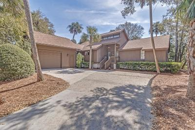 Isle Of Palms Single Family Home For Sale: 1 Sandwedge Lane