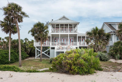 Edisto Island Single Family Home For Sale: 2304 Point Street