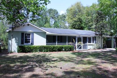 Single Family Home For Sale: 448 Mercantile Road