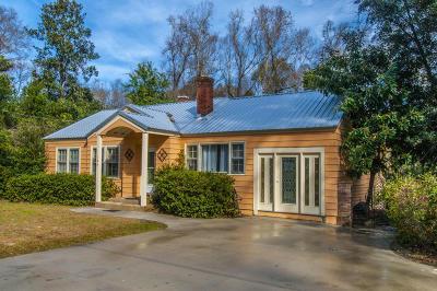 Walterboro Single Family Home For Sale: 166 Hiers Corner Road