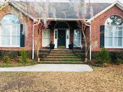 Single Family Home For Sale: 5509 Lachapelle Bend