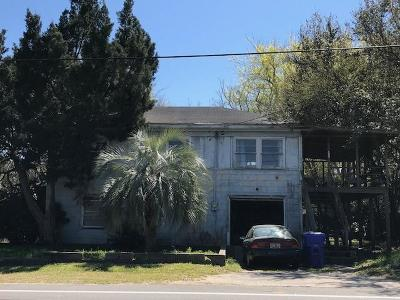 Awendaw, Wando, Cainhoy, Daniel Island, Isle Of Palms, Sullivans Island Single Family Home For Sale: 408 Palm Blvd.