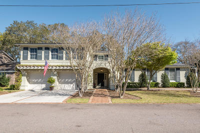 Charleston SC Single Family Home For Sale: $2,550,000
