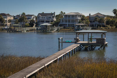 Awendaw, Wando, Cainhoy, Daniel Island, Isle Of Palms, Sullivans Island Single Family Home For Sale: 3425 Buccaneer Road