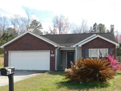 Summerville Single Family Home For Sale: 210 Westbrooke Road
