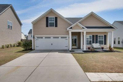 Ladson Single Family Home Contingent: 1010 Turtle Dove Lane