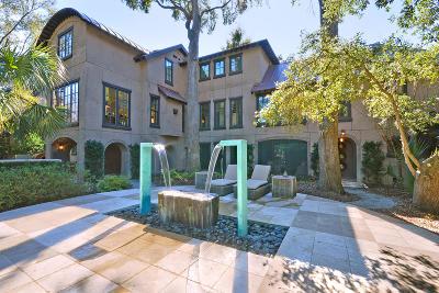 Kiawah Island Single Family Home For Sale: 5511 Cypress Cottage Lane