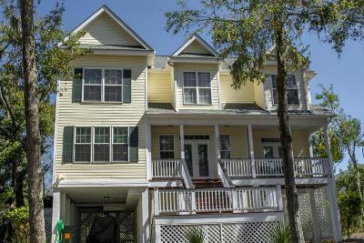 Edisto Beach Single Family Home For Sale: 531 Oristo Ridge Road