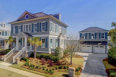 Charleston Single Family Home For Sale: 1484 Wando View Street