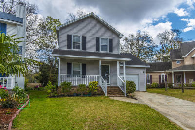 Single Family Home Contingent: 5704 St Angela Drive