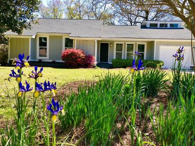 Mount Pleasant Single Family Home For Sale: 1110 Calm Water Court