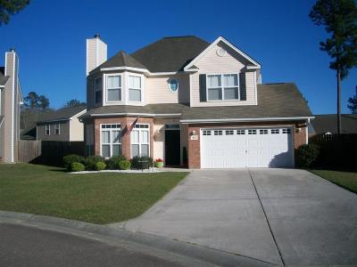 Summerville Single Family Home For Sale: 412 Meadowview Trail
