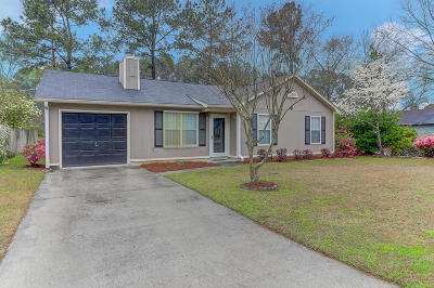 Summerville Single Family Home For Sale: 100 Courtland Avenue