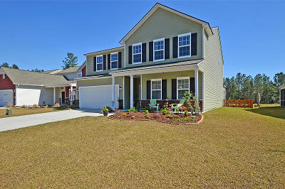 Berkeley County Single Family Home For Sale: 263 Decatur Drive