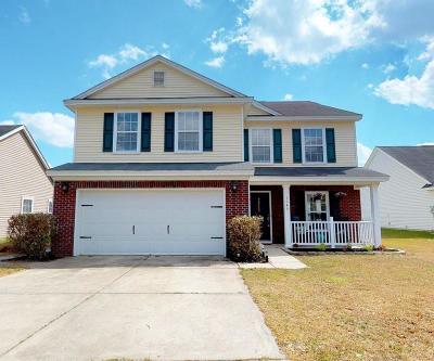 Wescott Plantation Single Family Home For Sale: 5049 Ballantine Drive