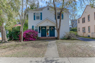 Charleston Single Family Home For Sale: 117 Peachtree Street