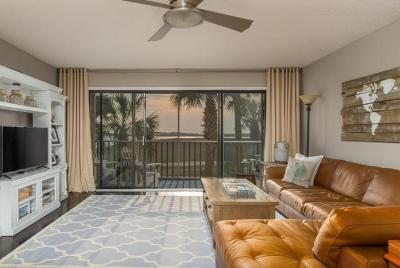 Folly Beach Attached For Sale: 90 Mariners Cay Drive