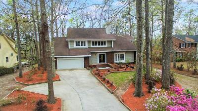 Summerville Single Family Home For Sale: 402 Lakeview Drive