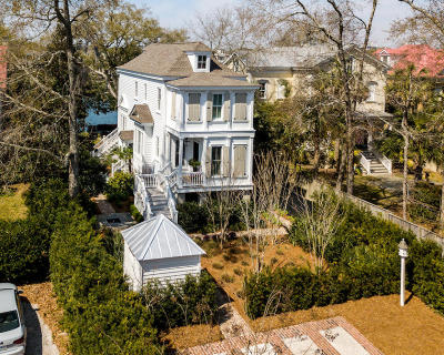 Mount Pleasant Single Family Home Contingent: 37 Eastlake Road