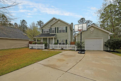 Summerville Single Family Home For Sale: 154 Jupiter Ln