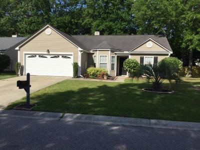 Mount Pleasant Single Family Home For Sale: 2616 Turben Place