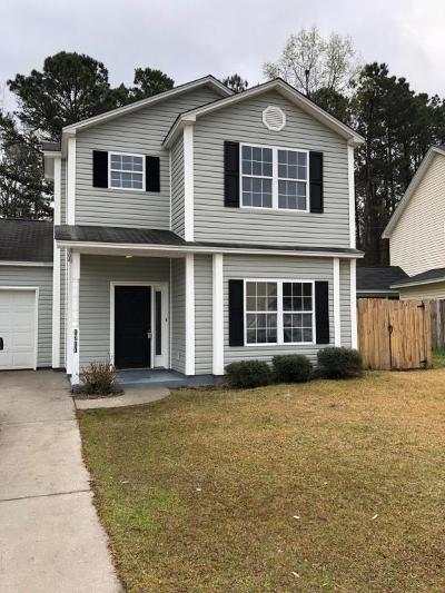 Summerville Single Family Home For Sale: 1211 Bradley Daniel Boulevard