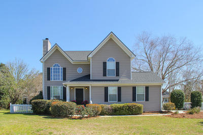 Charleston Single Family Home For Sale: 1144 Tidal View Lane