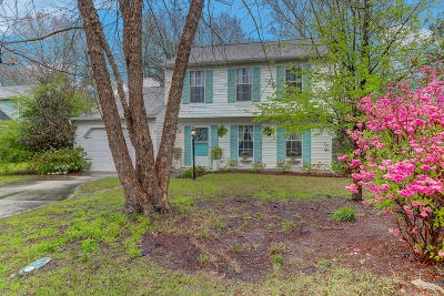 Charleston Single Family Home For Sale: 2102 Glen Oaks Court