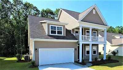 Moncks Corner Single Family Home For Sale: 628 Woolum Drive
