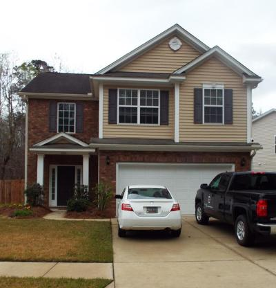 Single Family Home For Sale: 2621 Spivey Court