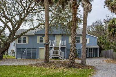 Edisto Island Single Family Home For Sale: 1606 Marianne Street