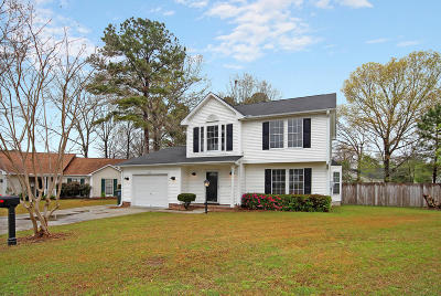 Goose Creek Single Family Home Contingent: 108 Ceaton Court