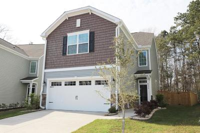 Summerville Single Family Home For Sale: 8944 Cat Tail Pond Road