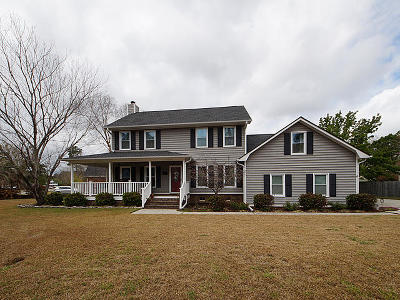 Summerville Single Family Home For Sale: 301 Eastover Circle
