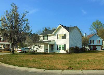North Charleston Single Family Home For Sale: 105 Lancelot Hall