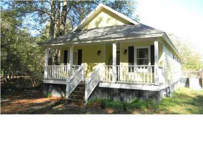 Johns Island Single Family Home For Sale: 1624 River Road