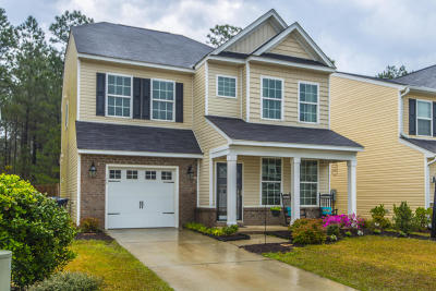 Summerville Single Family Home For Sale: 124 Longford Drive