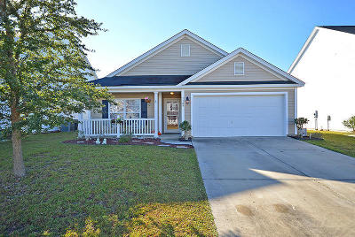 Summerville Single Family Home For Sale: 1109 Flyway Road
