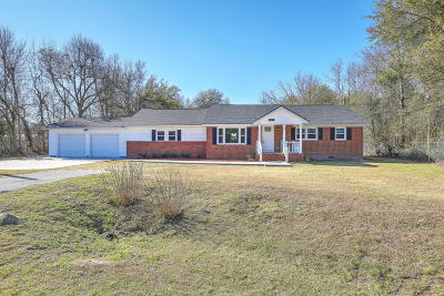 Berkeley County Single Family Home For Sale: 4704 N U.s. Highway #52