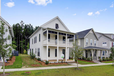 Berkeley County Single Family Home For Sale: 606 Long Meadow Street