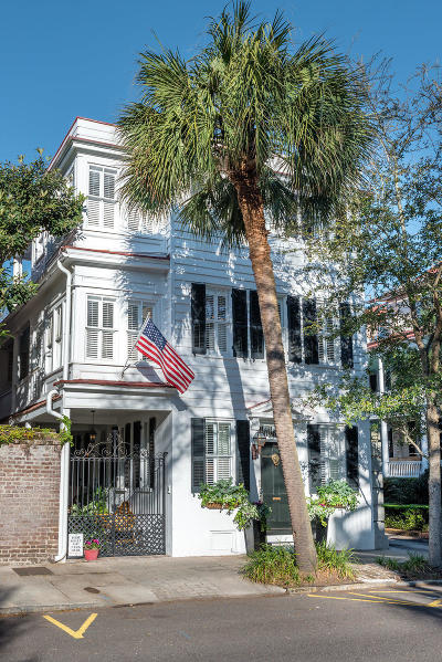 Charleston SC Single Family Home For Sale: $2,975,000
