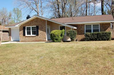 Summerville Single Family Home For Sale: 107 Waring Road